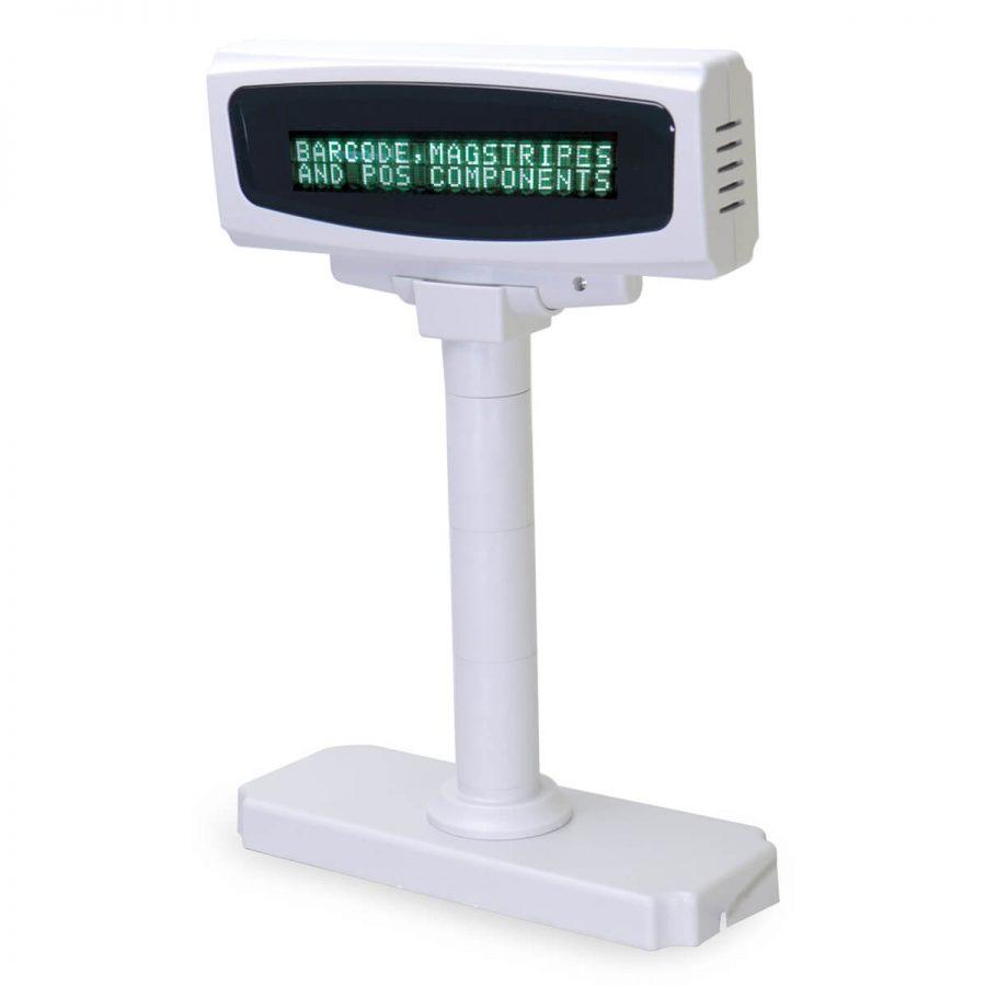 Дисплей покупателя Mercury PD-1200VFD White - Гарантия производителя!