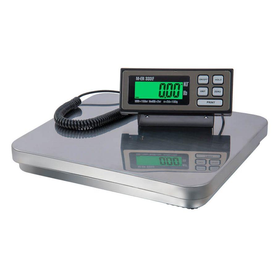 """Фасовочные напольные весы M-ER 333 AF """"FARMER"""" RS-232 LCD - Гарантия производителя!"""