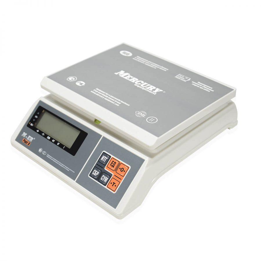 """Фасовочные настольные весы M-ER 326 AFU-32.1 """"Post II"""" LCD - Гарантия производителя!"""