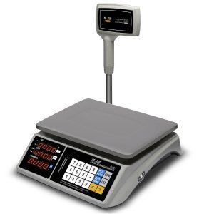 """Торговые настольные весы M-ER 328 ACPX-32.5 """"TOUCH-M"""" LED RS232 и USB - Гарантия производителя!"""