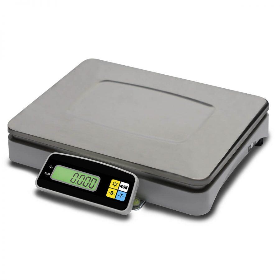 """Фасовочные настольные весы M-ER 222 F-32.5 """"Connect"""" LCD RS-232 - Гарантия производителя!"""