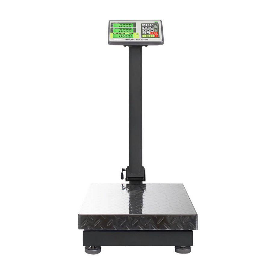 """Торговые напольные весы M-ER 335 ACLP-300.50 """"TURTLE"""" с расчетом стоимости товара LCD - Гарантия производителя!"""