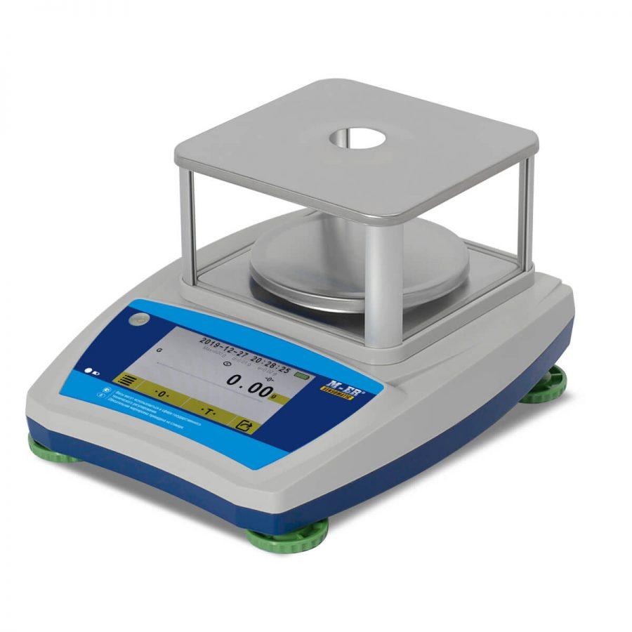 Лабораторные весы M-ER 123 АCFJR-600.01 SENSOMATIC TFT - Гарантия производителя!