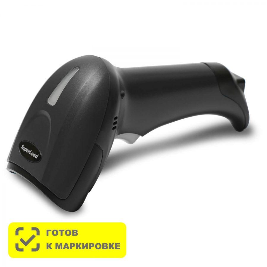 Проводной сканер штрих-кода MERTECH 2310 P2D HR SUPERLEAD USB - Гарантия производителя!