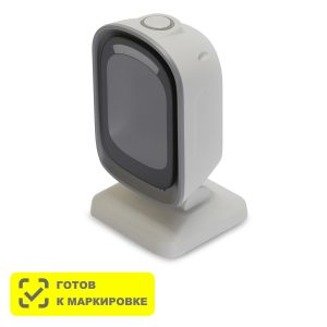 Стационарный  сканер штрих-кода Mercury 8500 P2D Mirror White - Гарантия производителя!