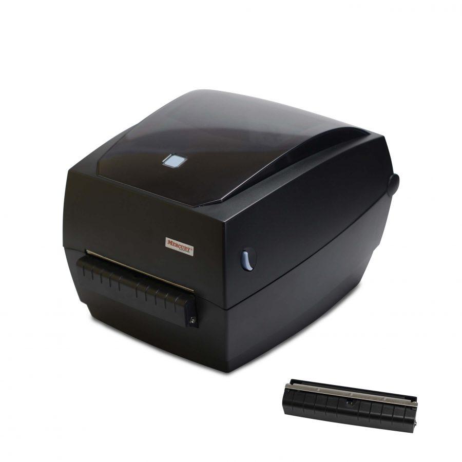 Термотрансферный принтер этикеток MPRINT TLP100 TERRA NOVA с отделителем - Гарантия производителя!