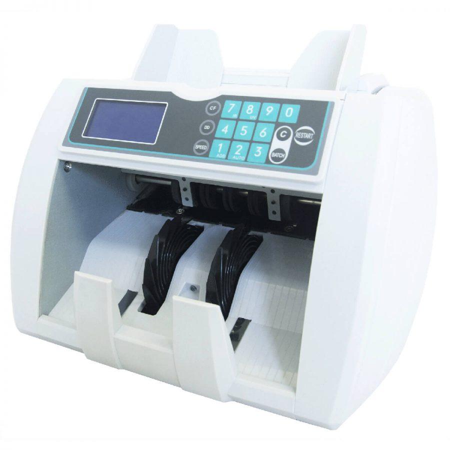 Мультивалютный счетчик банкнот  Mercury C-3 White - Гарантия производителя!