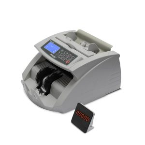 Мультивалютный счетчик банкнот Mercury C - 2000 UV White - Гарантия производителя!