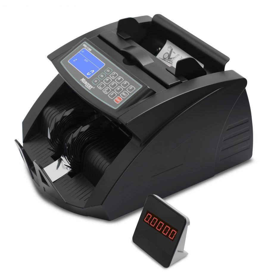 Мультивалютный счетчик банкнот Mercury C - 2000 UV Black - Гарантия производителя!